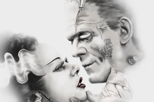 Bride of Frankenstein Steve McGinnis